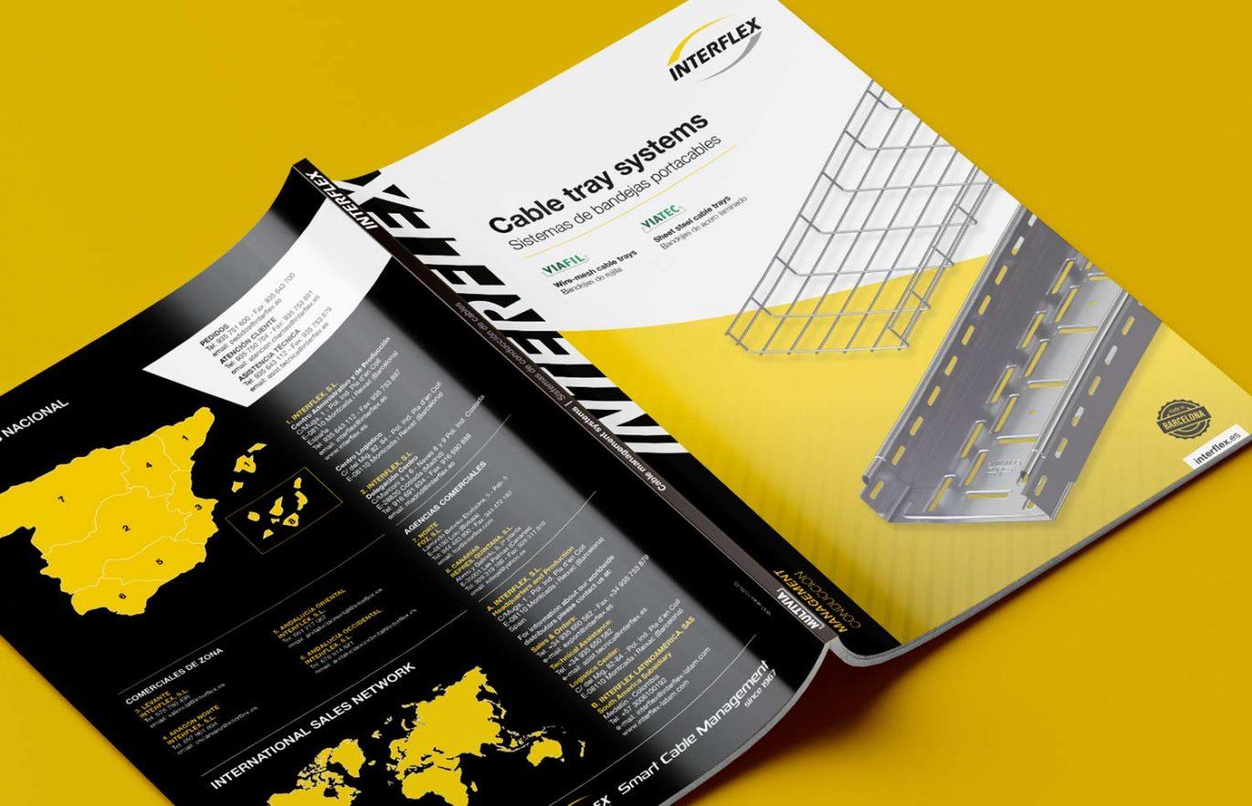catalogo de producto industrial interflex 1