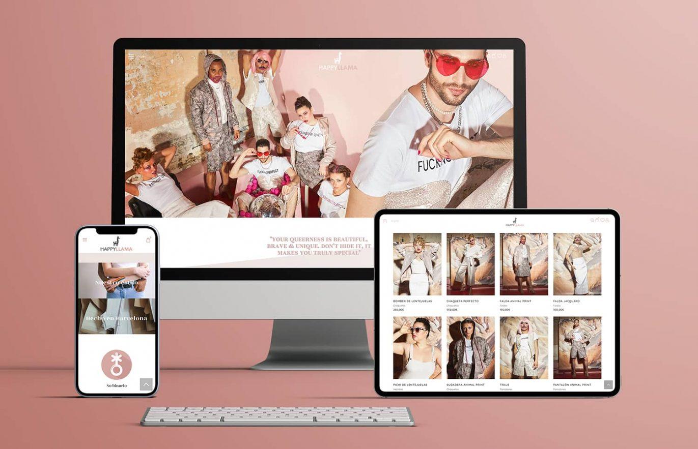 ecommerce responsive para marca de moda - Las claves para el éxito de tu ecommerce
