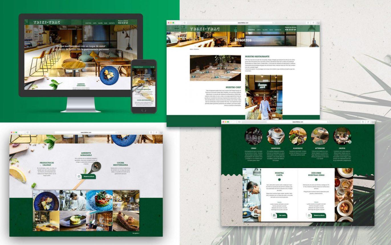 tienda online restaurante take away  1371x860 - Las claves para el éxito de tu ecommerce