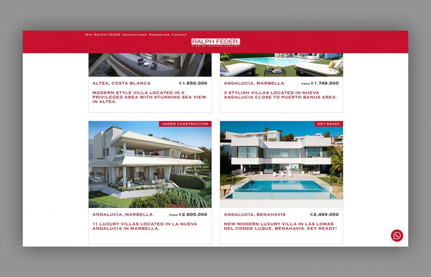 venta de propiedades de lujo web barcelona