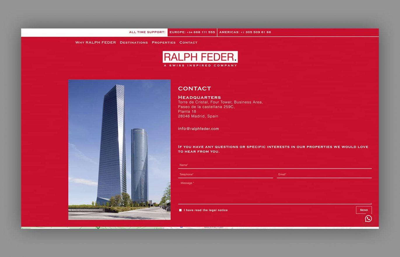 website venta de casas de lujo